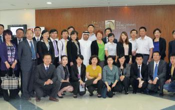 中国教育部留学交流中心-赴中东地区洽谈招生会