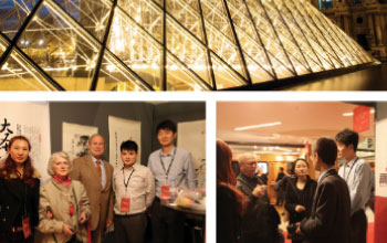 巴黎国际文化遗产博览会-巴黎卢浮宫